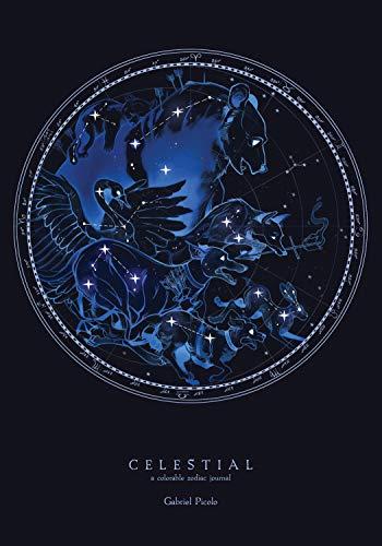 9781944515447: Picolo, G: Celestial: A Colorable Zodiac Journal