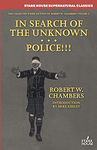 9781944520380: In Search of the Unknown/Police!!!