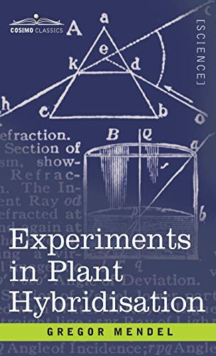 9781944529833: Experiments in Plant Hybridisation