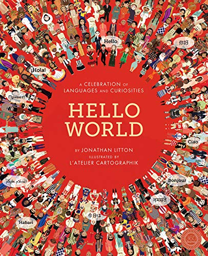9781944530006: Hello World (360 Degrees) (English and Multilingual Edition)