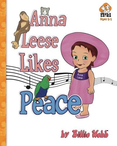 Anna Leese Likes Peace