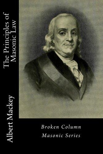 9781944616045: The Principles of Masonic Law