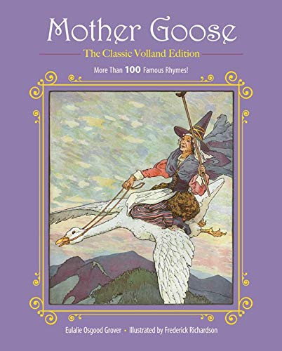 9781944686093: Mother Goose: More Than 100 Famous Rhymes! (Children's Classic Collections)