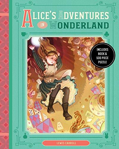Lewis Carroll - Alice's Adventures in Wonderland - Hardcover