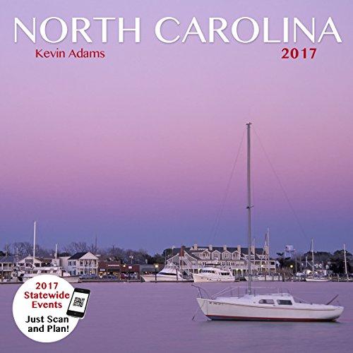 9781944857073: 2017 North Carolina Protégé Wall Calendar