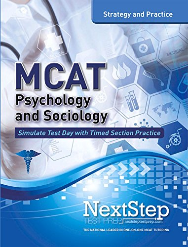 9781944935016: MCAT Psychology and Sociology: Strategy and Practice (MCAT Strategy and Practice)
