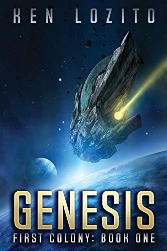 9781945223129: Genesis (First Colony)