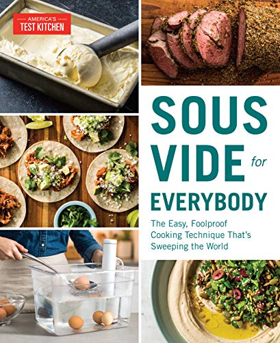 9781945256493: Sous Vide for Everybody: The Easy, Foolproof Cooking Technique That's Sweeping the World