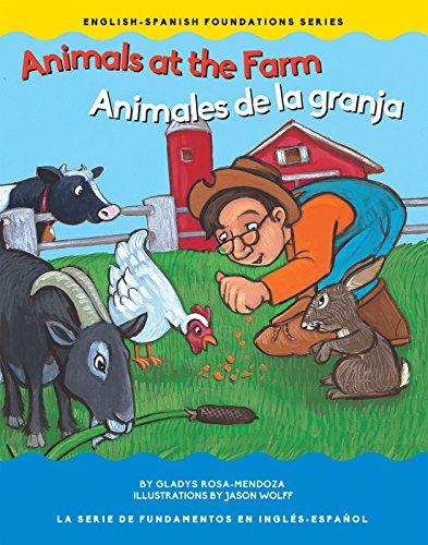 9781945296000: Animals at the Farm / Animales de la granja (English-Spanish Foundations) (English and Spanish Edition)