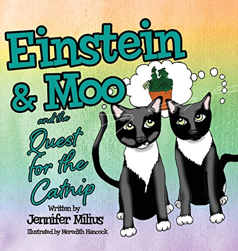 9781945355868: Einstein & Moo and the Quest for the Catnip (Einstein and Moo)