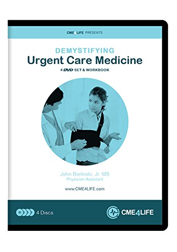 9781945664359: Secrets of Urgent Care Medicine DVD Program