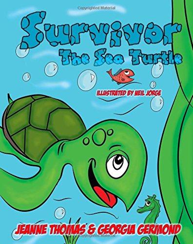 Survivor the Sea Turtle (Paperback): Jeanne Thomas, Georgia