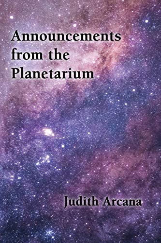 9781945824074: Announcements from the Planetarium