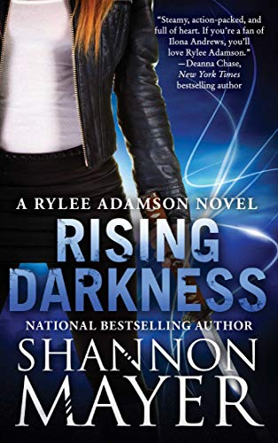 9781945863073: Rising Darkness: A Rylee Adamson Novel, Book 9