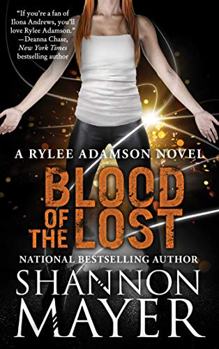 9781945863080: Blood of the Lost: A Rylee Adamson Novel, Book 10