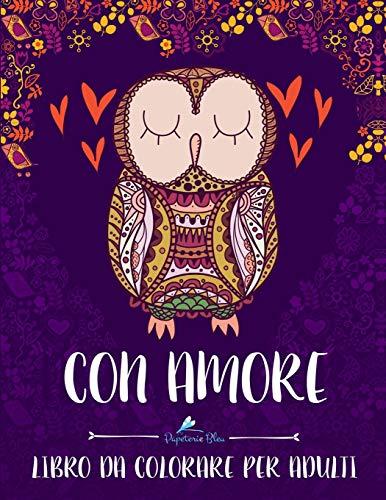9781945888946: Con Amore: Libro Da Colorare Per Adulti