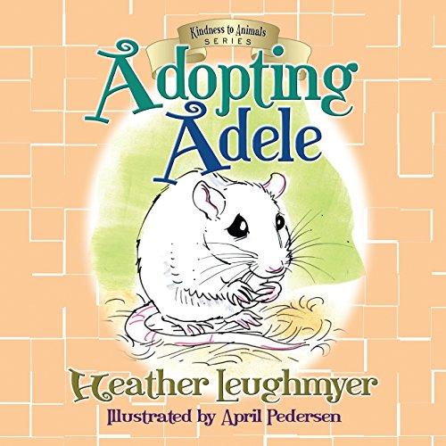 Adopting Adele: Heather Leughmyer
