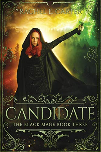 9781946155023: Candidate (The Black Mage Book 3)