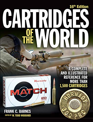 9781946267733: Cartridges of the World: A Complete and Illustrated Reference for More Than 1,500 Cartridges