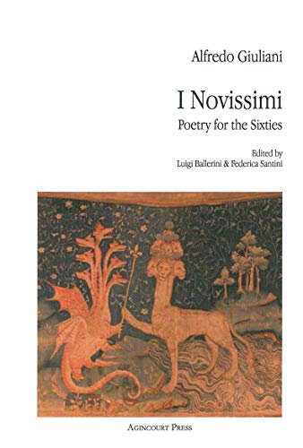 9781946328021: I Novissimi. Poetry for the Sixties