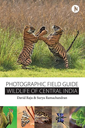 9781946390097: Wildlife of Central India: Photographic Field Guide