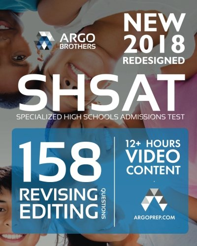SHSAT Specialized High Schools Admissions Test: SHSAT: Brothers, Argo, SHSAT,
