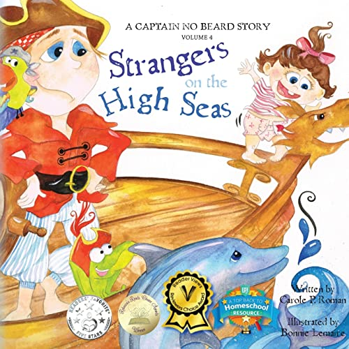 9781947118034: Strangers on the High Seas: A Captain No Beard Story