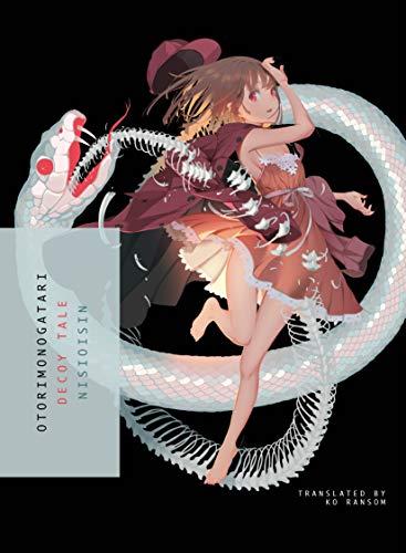 9781947194144: OTORIMONOGATARI: Decoy Tale (Monogatari Light Novel)