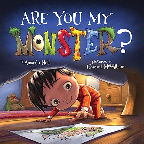 9781947277328: Are You My Monster?