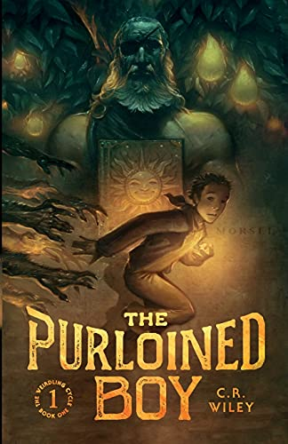 9781947644403: The Purloined Boy (The Weirdling Cycle #1)