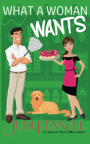 9781947723054: What A Woman Wants (Manley Maids) (Volume 1)