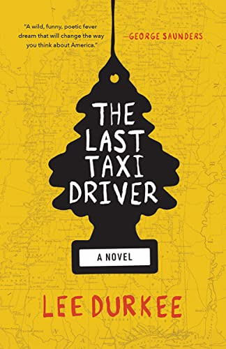 Book Cover: The Last Taxi Driver