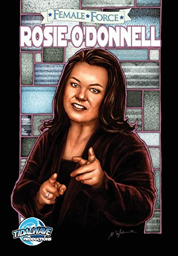 9781948216692: Female Force: Rosie O'Donnell