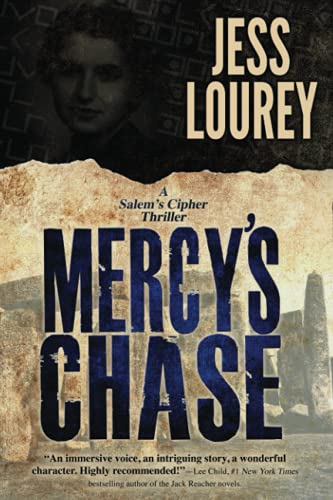 9781948584791: Mercy's Chase (A Salem's Cipher Thriller)