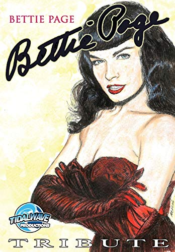 Tribute: Bettie Page: Frizell, Michael