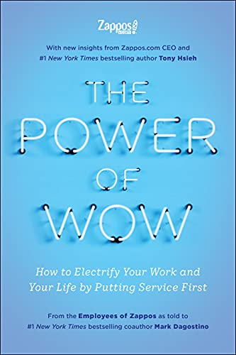 9781948836579: The Power of Wow: How to Electrify Your Work and Your Life by Putting Service First