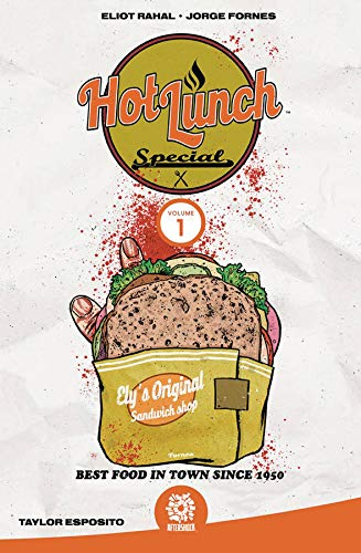 9781949028089: Hot Lunch Special Vol 1