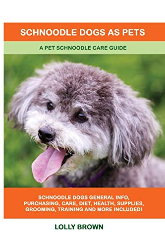 Schnoodle    kennel club books  Hardback 123 pages about the dog breed schnoodle