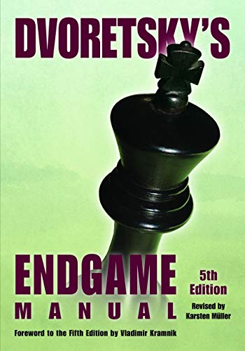 9781949859188: Dvoretsky's Endgame Manual