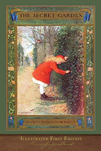 The Secret Garden: Illustrated First Edition (Paperback): Frances Hodgson Burnett