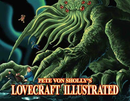9781951038168: Pete Von Sholly's Lovecraft Illustrated