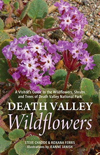 Death Valley Wildflowers : A Visitor's Guide: Roxana Ferris; Steve