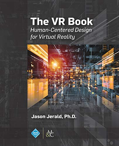 9781970001129: The VR Book: Human-Centered Design for Virtual Reality