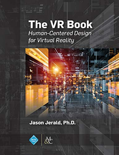 9781970001150: The VR Book: Human-Centered Design for Virtual Reality (Acm Books)
