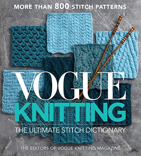 9781970048001: Vogue Knitting the Ultimate Stitch Dictionary