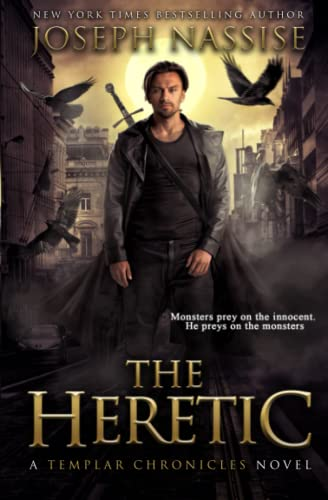9781973202929: The Heretic: A Templar Chronicles Novel (The Templar Chronicles)