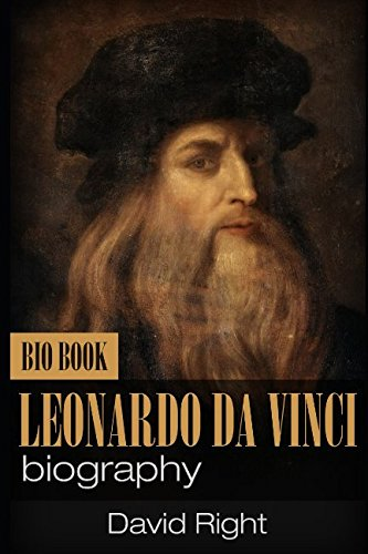 Leonardo Da Vinci biography bio book: David Right