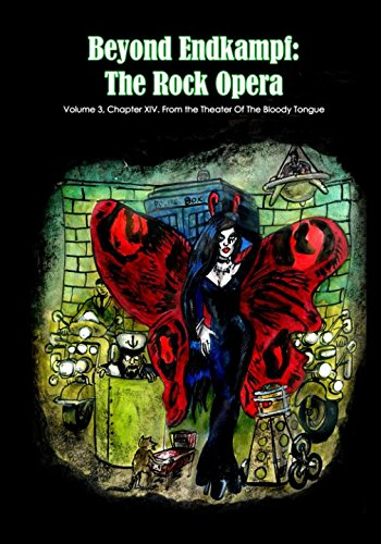 Beyond Endkampf: The Rock Opera: Volume 3,: Ariane Eldar