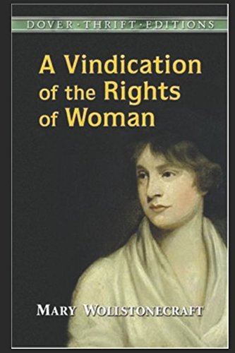 9781973592150: A Vindication of the Rights of Woman - Illustrated Edition