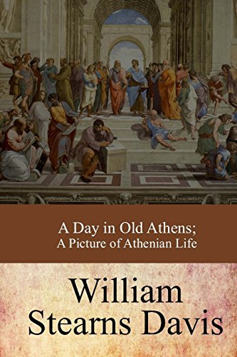 9781973738022: A Day in Old Athens; a Picture of Athenian Life